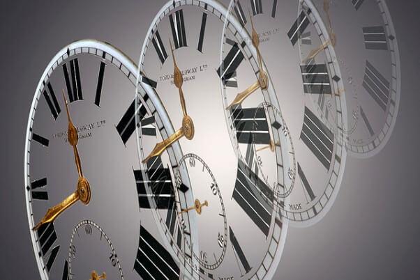 Gestión del tiempo en el mundo digital.