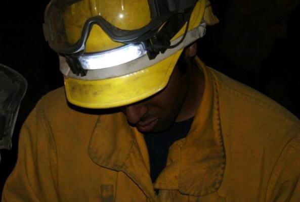 Pequeñas acciones. Una lección de vida de un bombero voluntario.