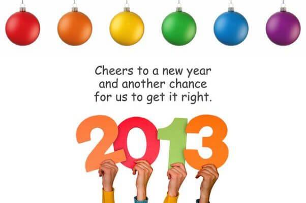 Qué he aprendido en 2013, de mis propósitos de año nuevo.